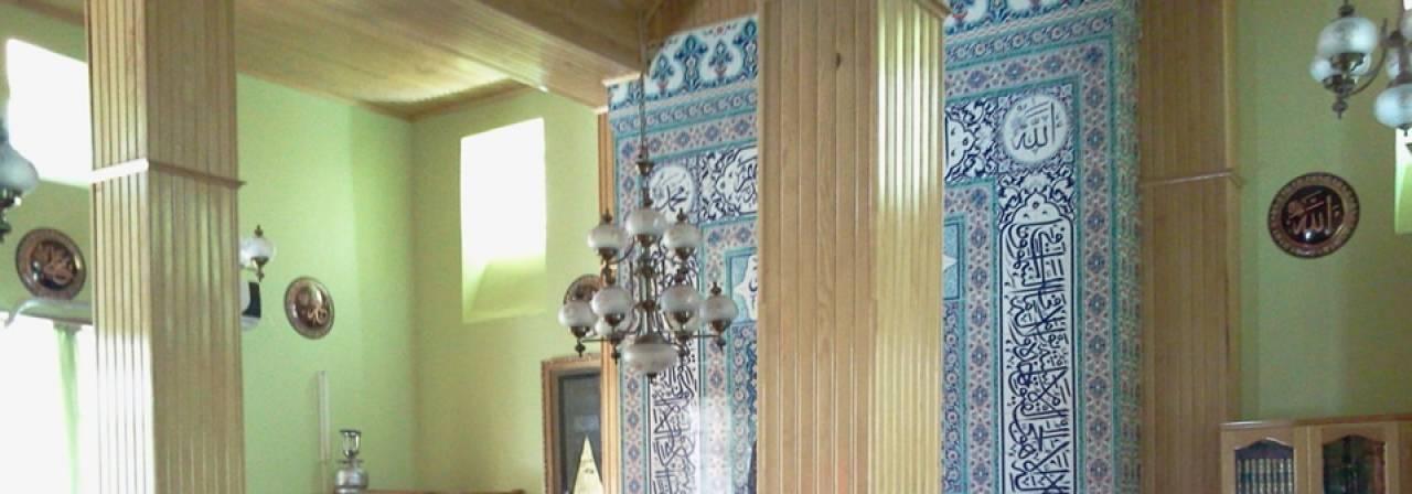 Köy Camisi Bayanlar Bölümüne Dolap